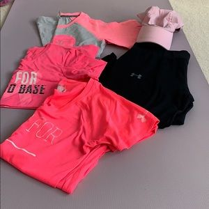 Under Armour bundle - full outfits!!